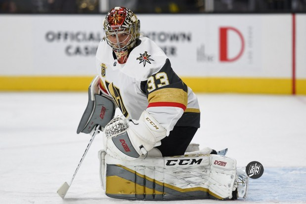 Vegas Golden Knights v Colorado Avalanche