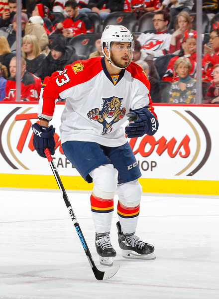 brandon+pirri+florida+panthers+v+new+jersey+b10kd5zuicll