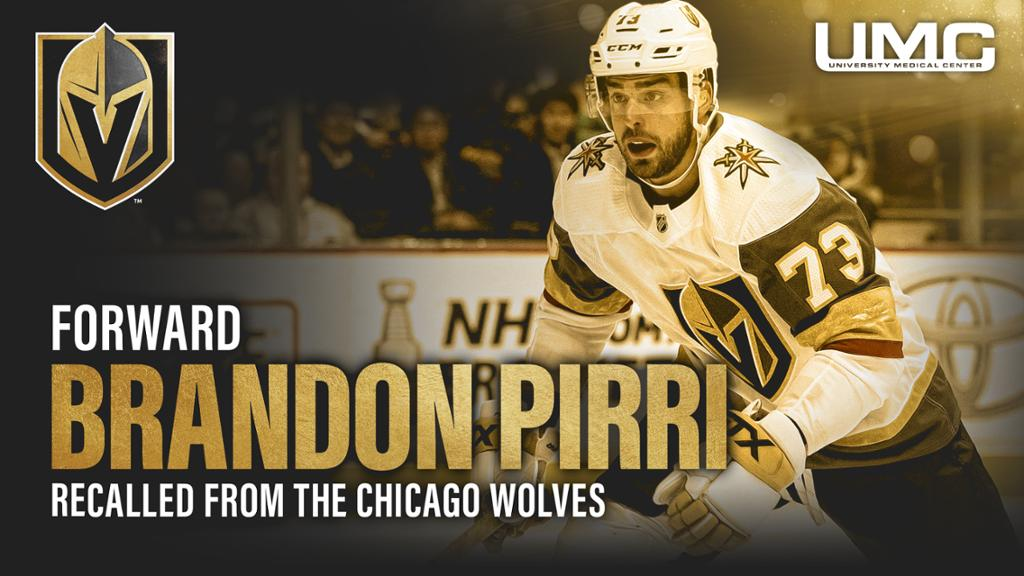 Pirri may find himself an NHL regular before toolong