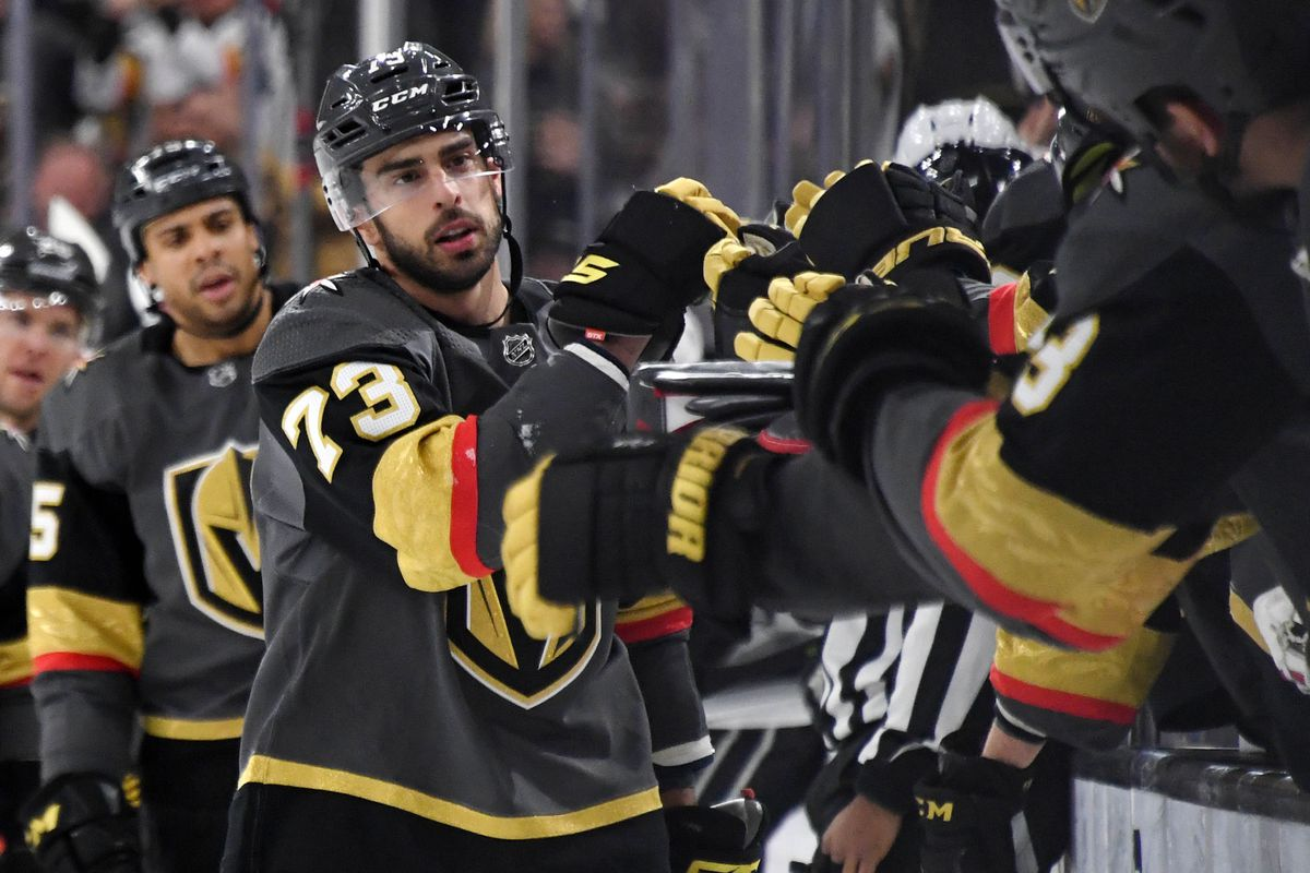 Wolves players, coach rally around Pirri's successful call-up with Golden Knights